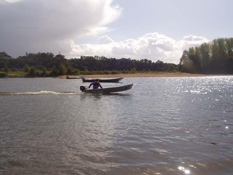 aluminium small boat
