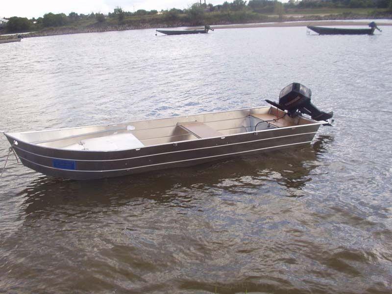 aluminium small boat_8