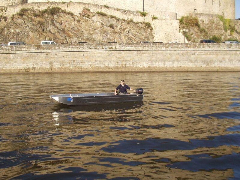 alu boat