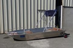 fishing dinghy - sun bimini (8)