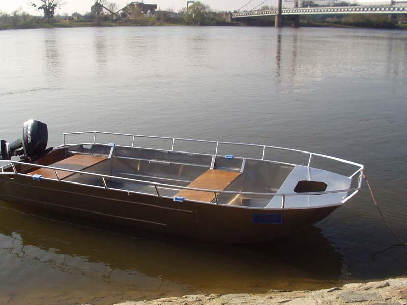 fishing aluminium dinghy (10)