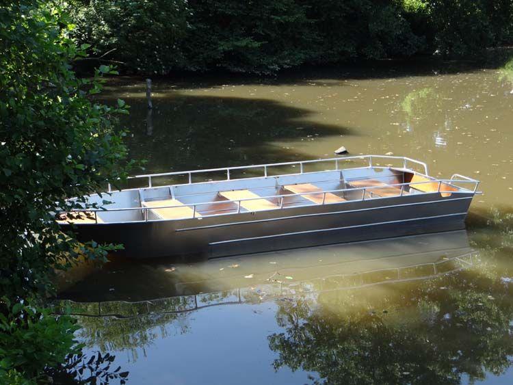 fishing aluminium dinghy (21)