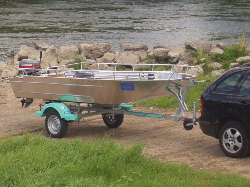 fishing aluminium dinghy (23)