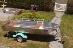 fishing aluminium dinghy (11)