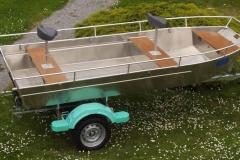 fishing aluminium dinghy (18)