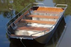 fishing aluminium dinghy (2)