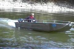 fishing aluminium dinghy (20)