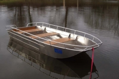 fishing aluminium dinghy (5)