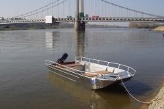 fishing aluminium dinghy (6)