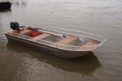 fishing aluminium dinghy (8)