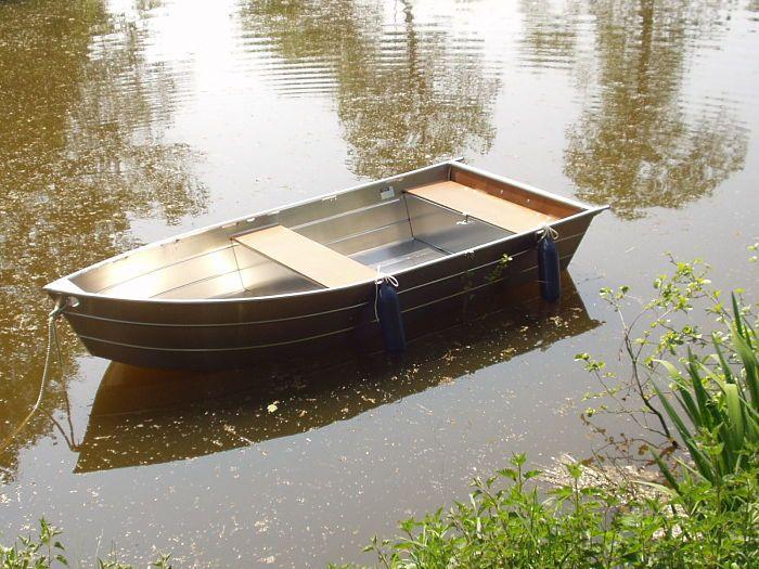 Barque en aluminium - pare battage_2