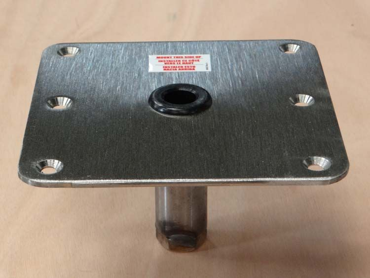 Barque en aluminium - platine_1