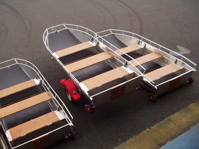 aluminium small boat (3)