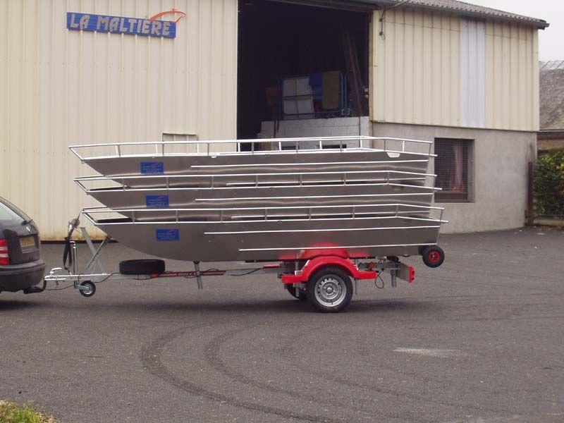 aluminium small boat (4)