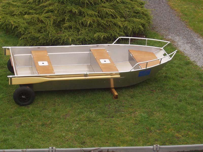 aluminium small boat (5)