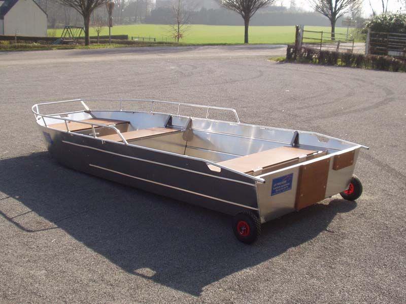 aluminium small boat (7)