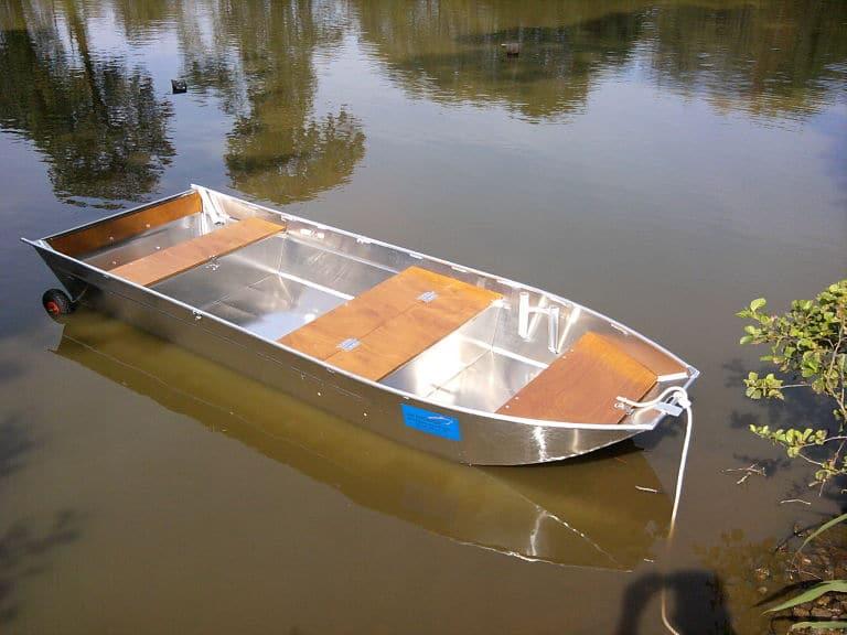 aluminium dinghy