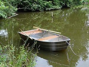 Tender-boat